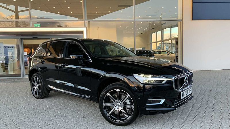 Volvo XC60 II Recharge AWD T8 Plug-in hybrid Inscription Pro Auto(Lounge Pack, Driver Assist, Tech Pack)